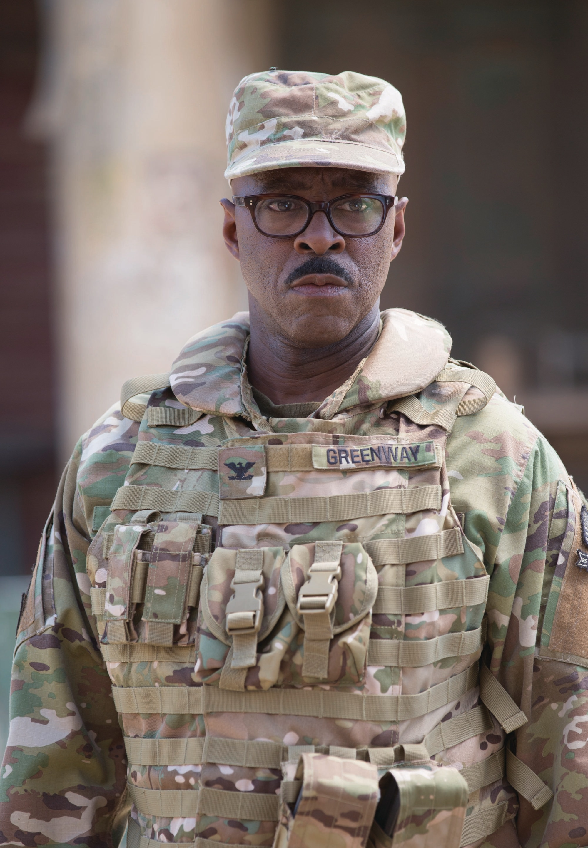 Image result for Courtney B. Vance is Colonel Greenway