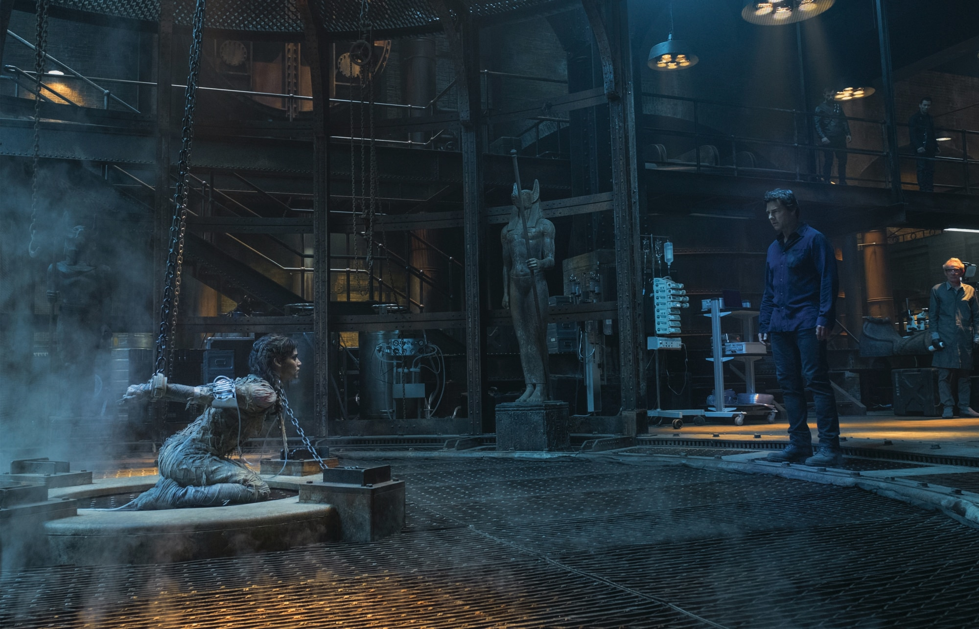 mummy 30 - The Mummy - New Video Featurette and Massive Image Gallery