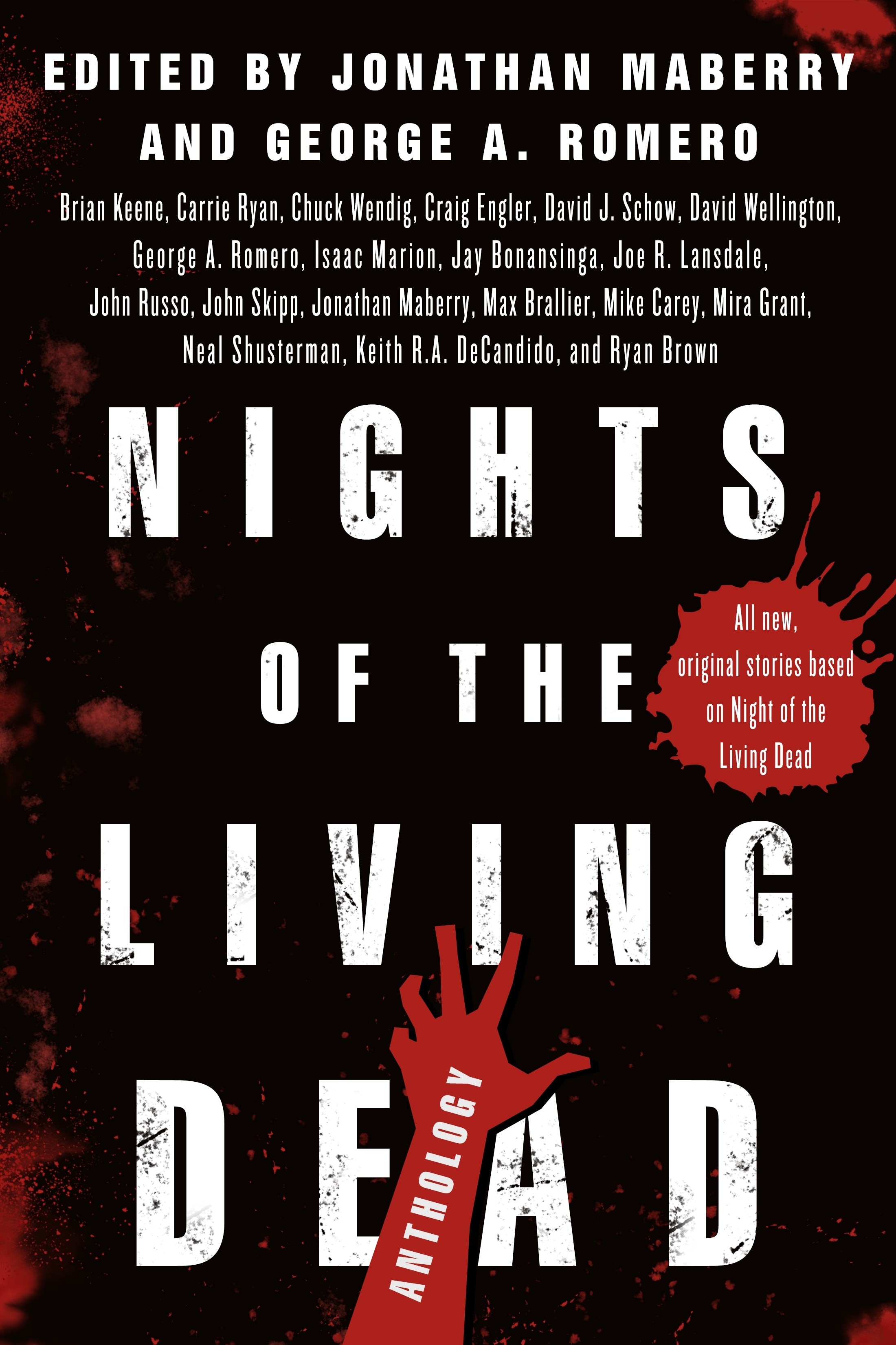 nightsofthelivingdeadcover - Exclusive: Read an Excerpt of Joe Lansdale's Story From the Upcoming Nights of the Living Dead Anthology