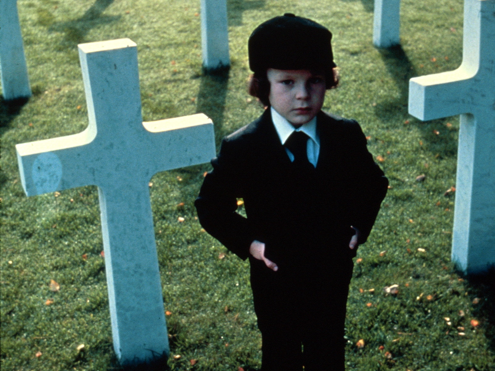 The Omen Damien Thorn