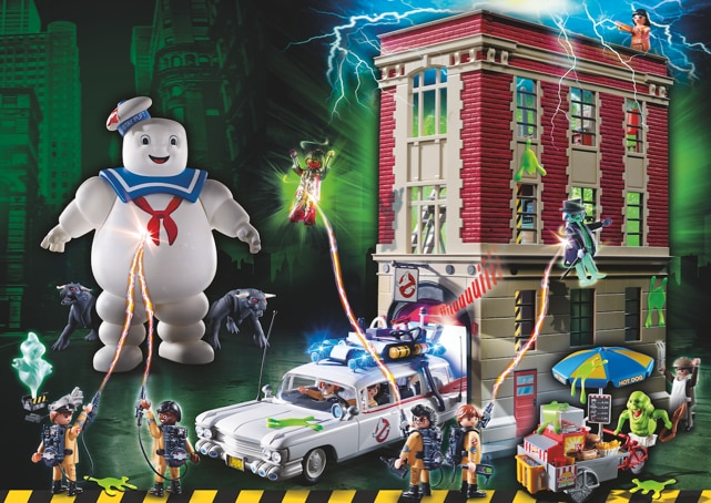 Ghostbusters Playmobile