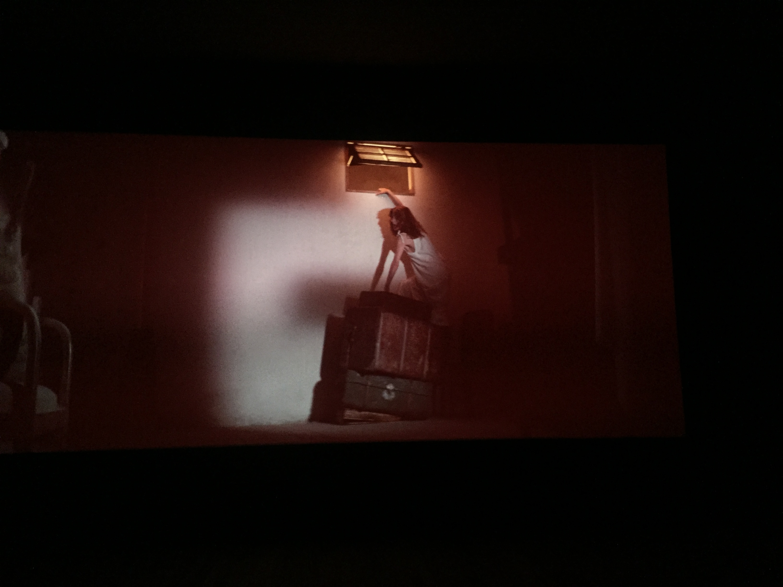 suspiriaPhoto of film bring projected 3 - Uncut Italian 35MM Print of Suspiria Found and Will Be Projected Across the US