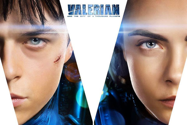 valerian s - Welcome to a New Clip from Valerian and the City of a Thousand Planets; Unlock More on the Amazon App