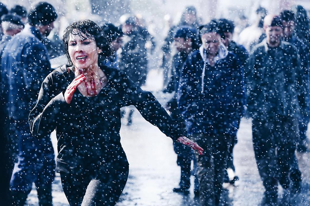 whathappenedtomondaybanner - What Happened to Monday Clip Shows How Visceral the Violence Gets