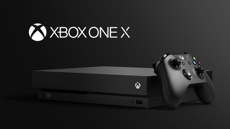 Microsoft Details Specs for Xbox One X, Formerly Called Project Scorpio
