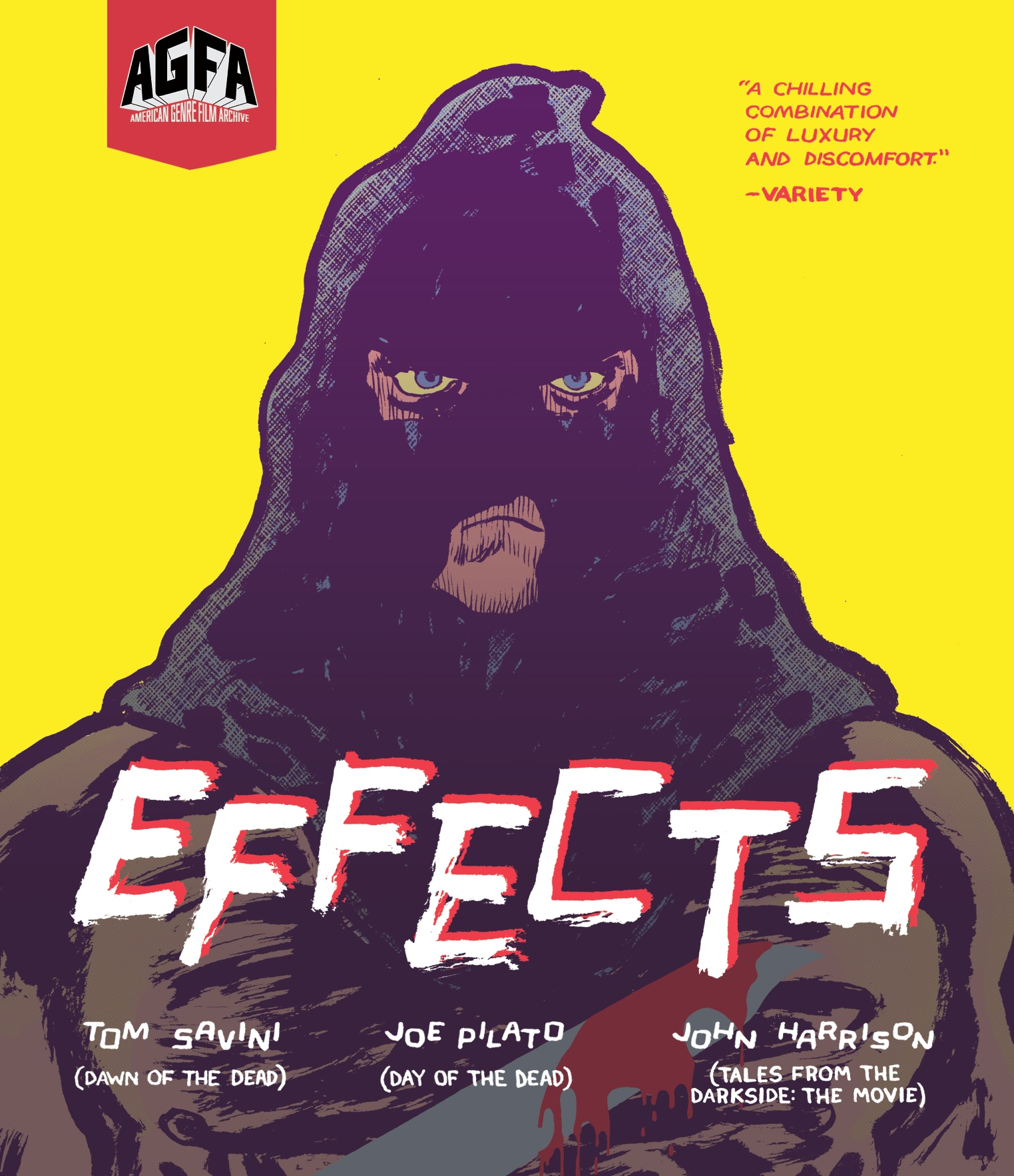 AGFA Effects Cover 1 - Effects, Also Known as The Manipulator, Is Getting a 4K Blu-ray Release