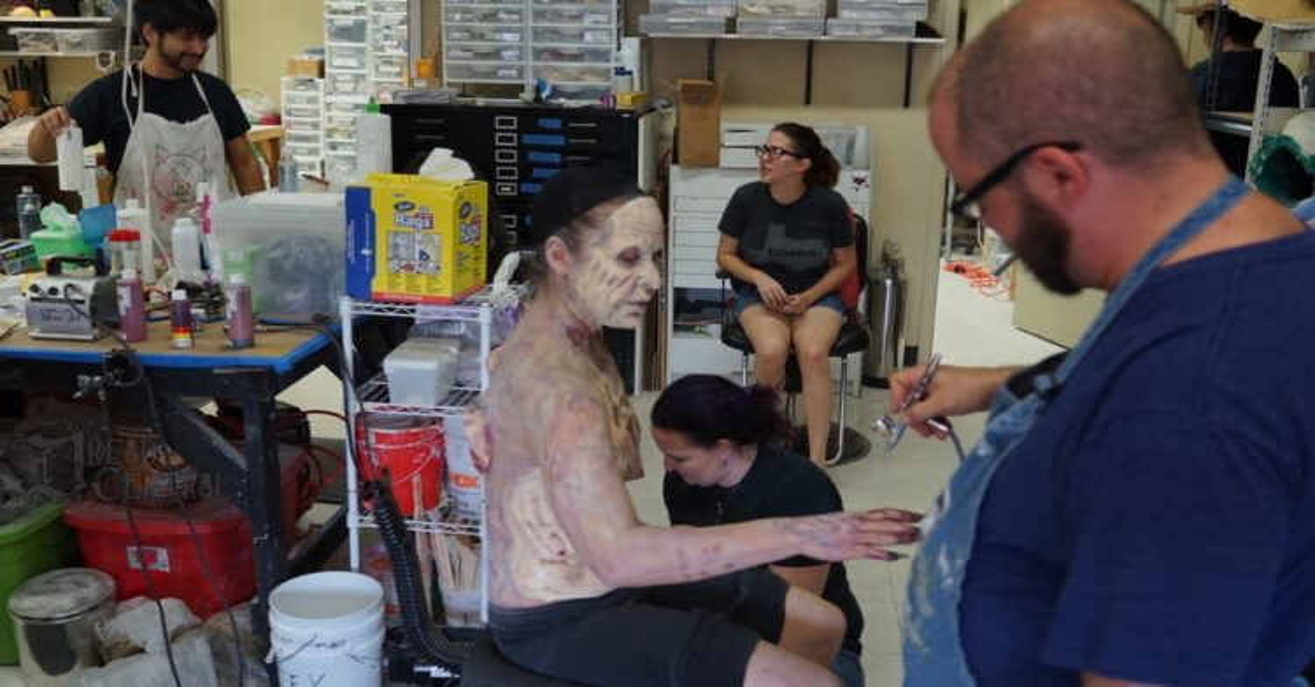 BTSDEADAWAKE 750x422 - Exclusive: Natali Jones on Playing Dead Awake's The Night Hag + Behind-the-Scenes Photos