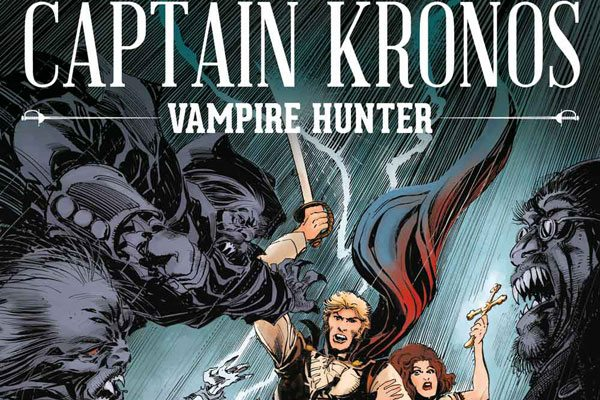 CapKronosComic s - Exclusive Reveal of Color Pages from Hammer Horror's Captain Kronos: Vampire Hunter