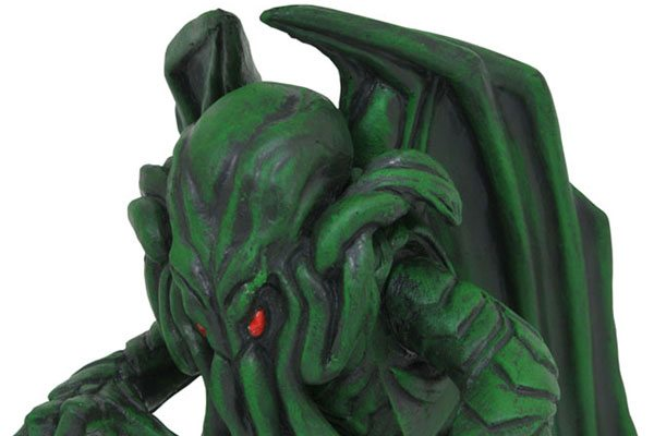 Cthulu Vinimate s - #SDCC17: Get Your First Look at a New Cthulhu Vinimates Vinyl Figure from Diamond Select