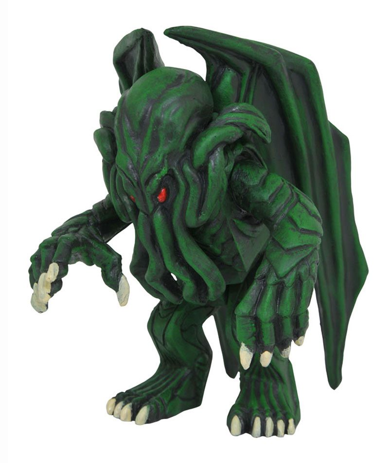 Cthulu Vinimate - #SDCC17: Get Your First Look at a New Cthulhu Vinimates Vinyl Figure from Diamond Select