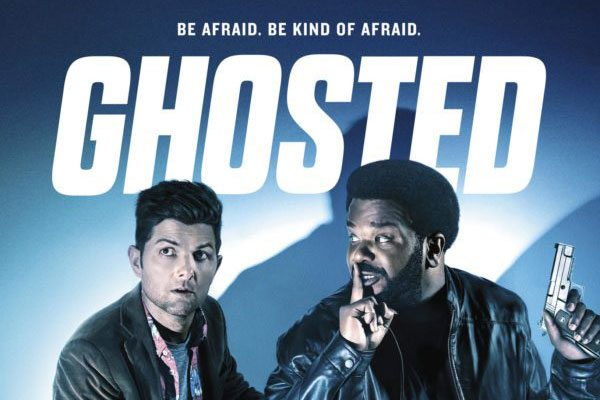 Ghosted poster s - This Ghosted/The X-Files Mash-up Video Is Just What We Need on Monday!