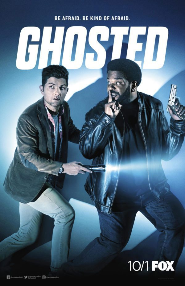 Ghosted poster2 - Ghosted Premieres Early Exclusively on Twitter!