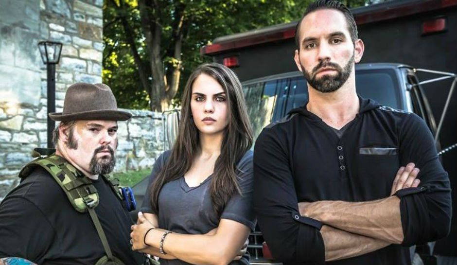 Nick Groff Addresses The Ghosts Of Shepherdstown Staged