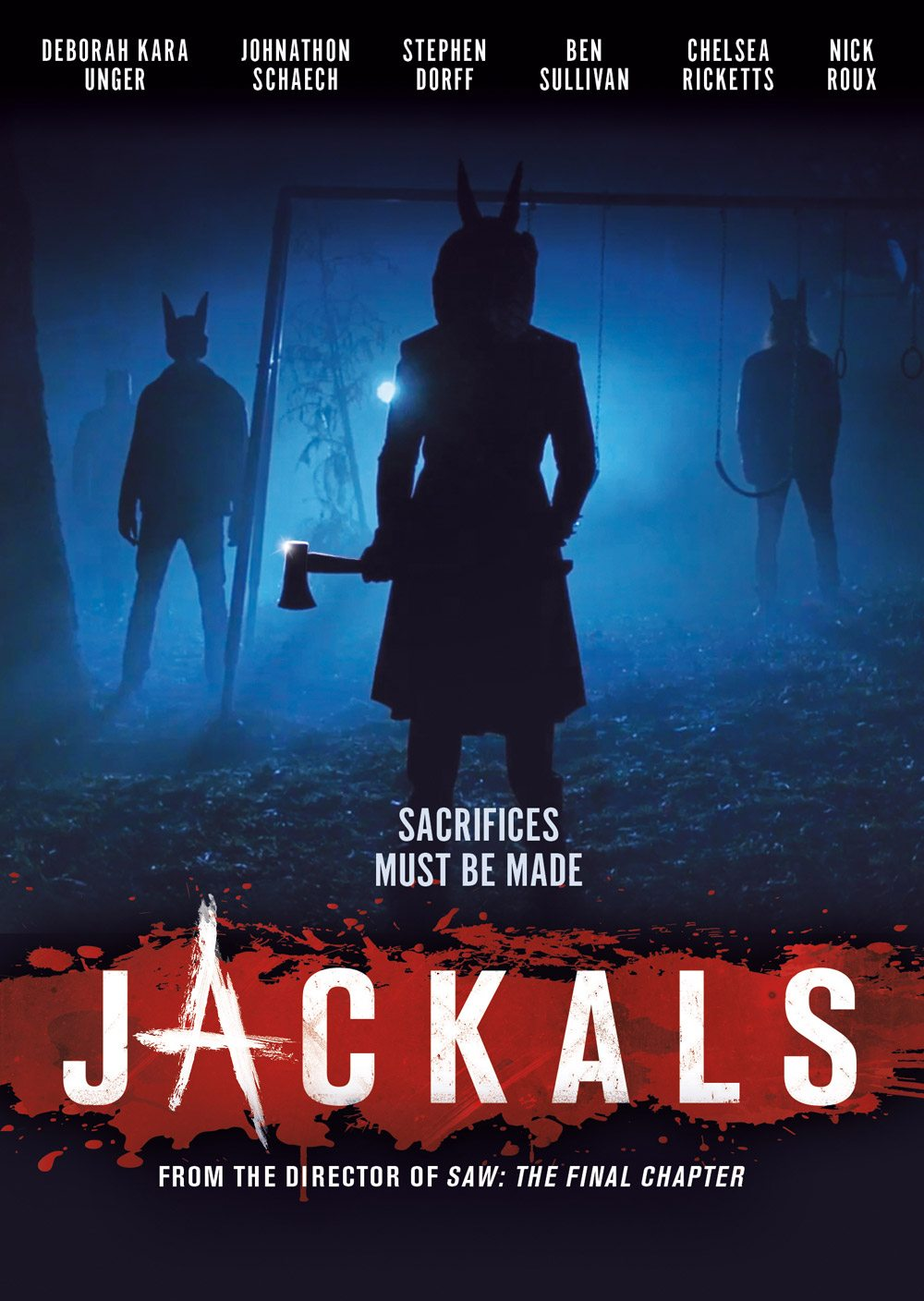 Jackals art - Family Means Everything in the Trailer for Jackals