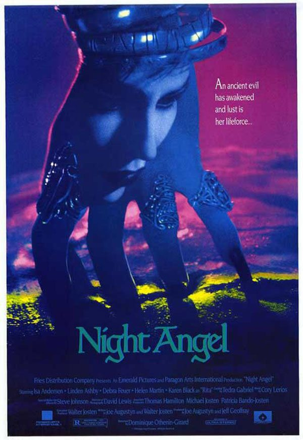 NightAngel - Slithis, Night Angel, and Blind Date on Their Way to Blu-ray