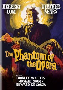 Phantom of the Opera The 1962 211x300 - DVD and Blu-ray Releases: August 1, 2017