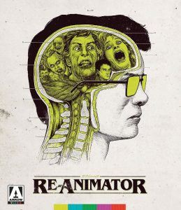 Re Animator 1985 259x300 - DVD and Blu-ray Releases: July 25, 2017