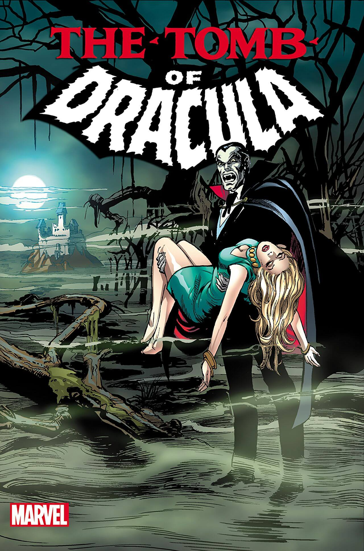 Tomb of Dracula The Complete Collection Vol. 1.jpg 1 - Marvel Unearthing The Tomb of Dracula