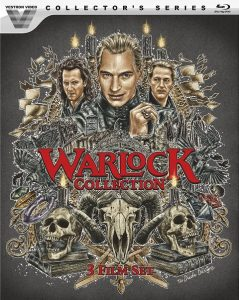 Warlock Collection 239x300 - DVD and Blu-ray Releases: July 25, 2017