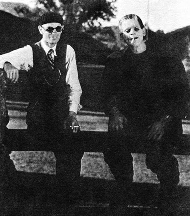 Whale and Karloff