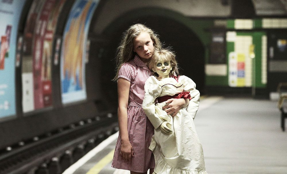 annabelle babysit5 - In the UK? Babysit Annabelle in an Immersive Horror Experience!