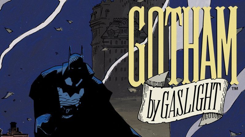 batman gotham by gaslight 1 - Batman: Gotham by Gaslight Animated Feature in the Works