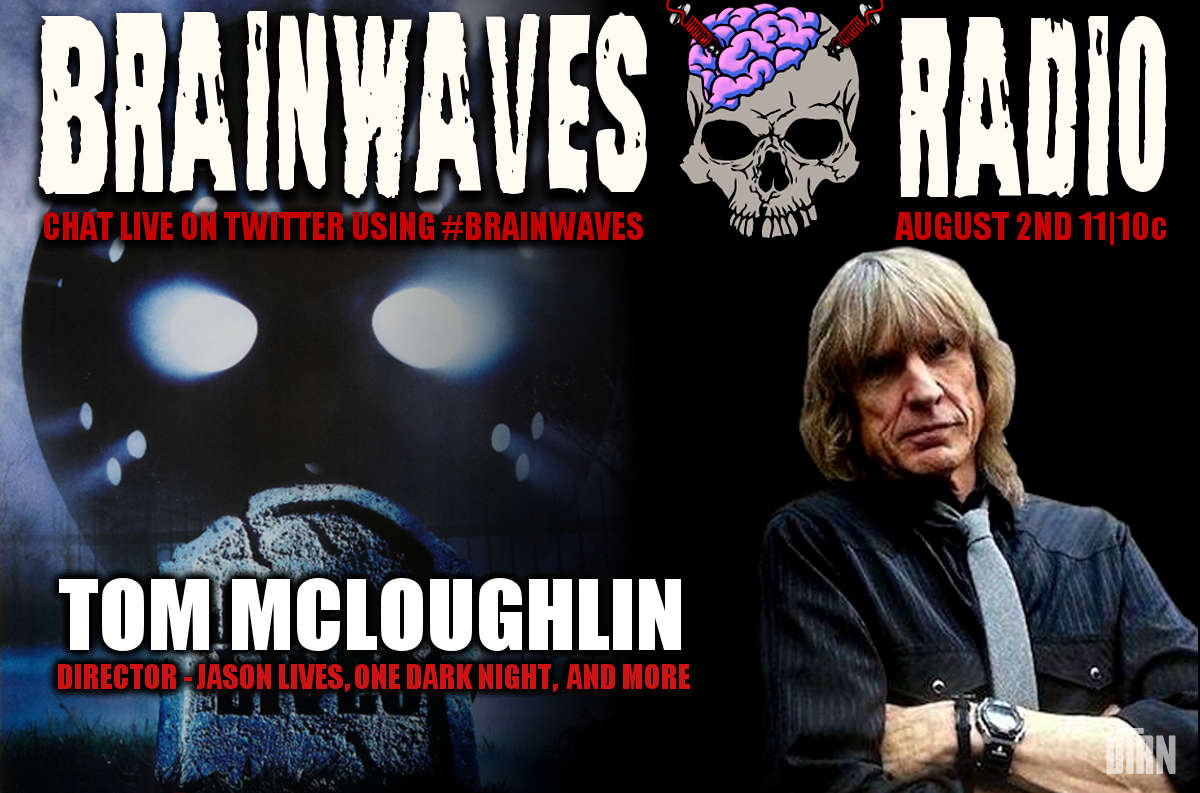 Brainwaves Tom McLoughlin