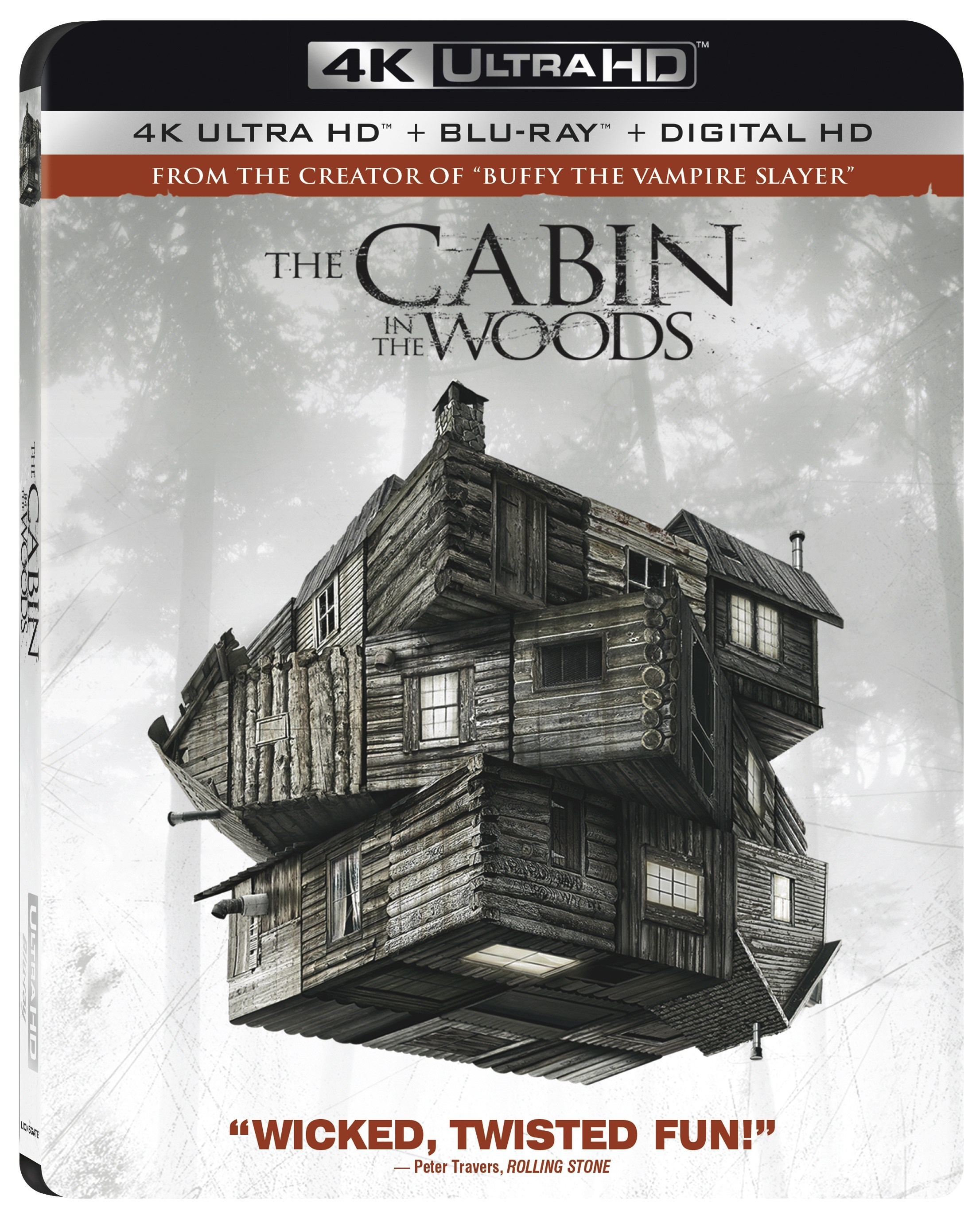 cabin in the woods 4k - The Cabin in the Woods Open to New 4K Blu-ray