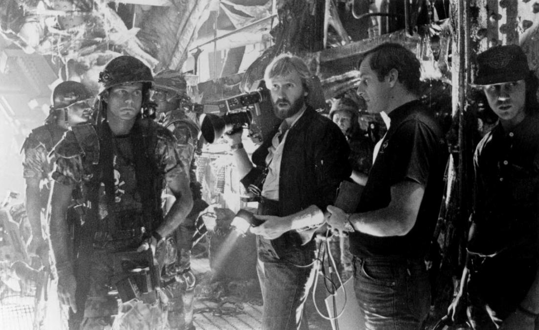 camerononthesetofaliens - James Cameron is Getting His Own Aliens NECA Action Figure
