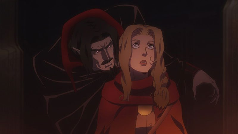 'Castlevania' Animated Series Renewed For Season 2 By Netflix