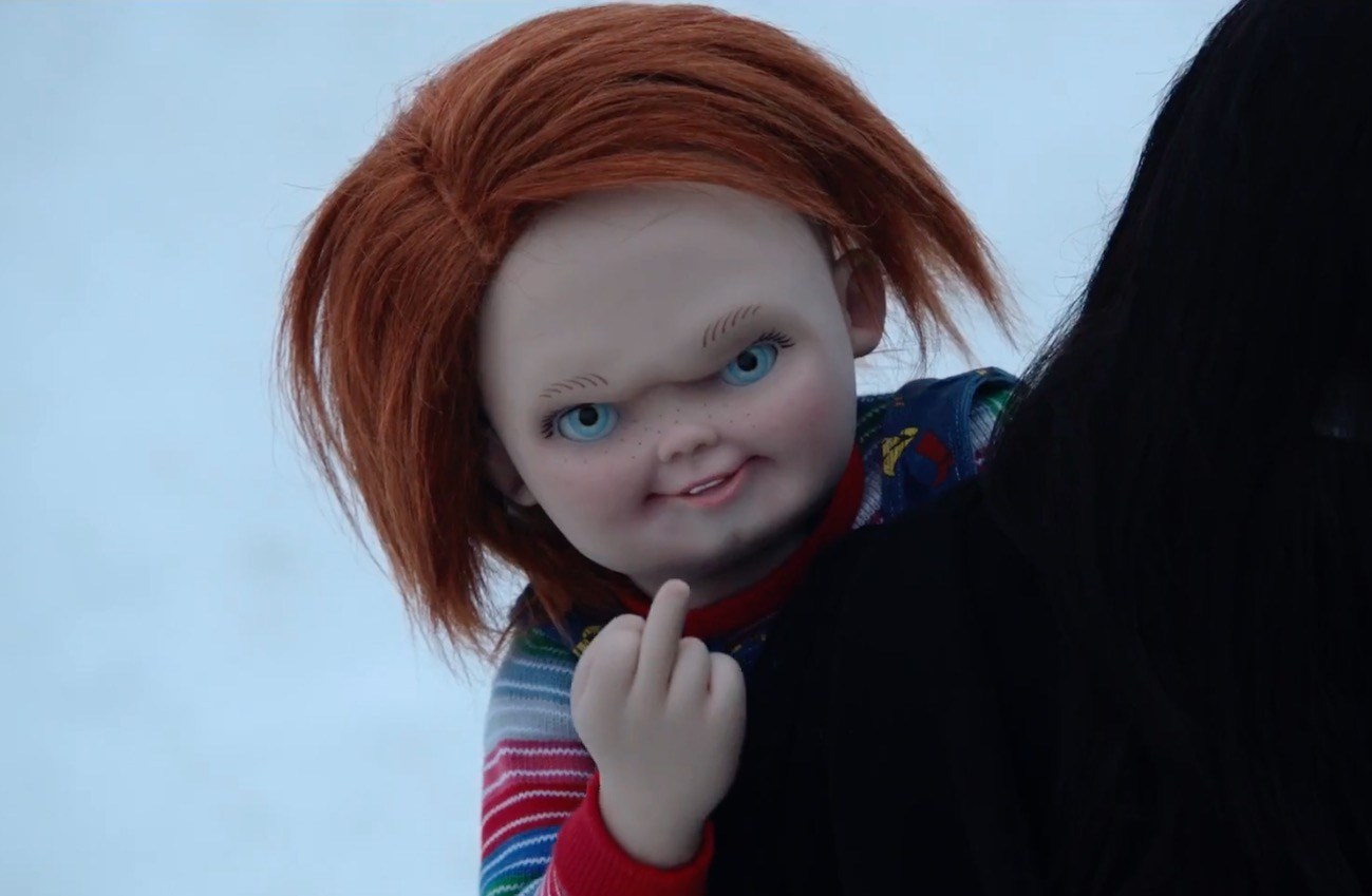 cult of chucky finger - Cult of Chucky - FX Designer Tony Gardner Speaks! Exclusive Behind-the-Scenes Video and Images!