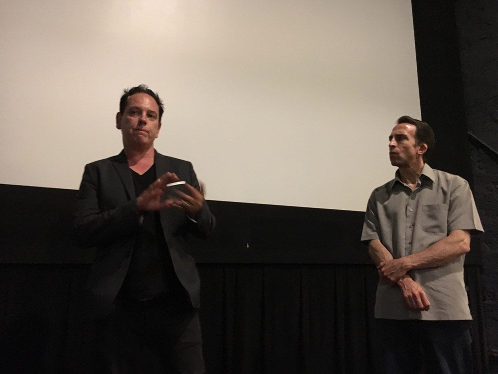 Darkness Rising Screening