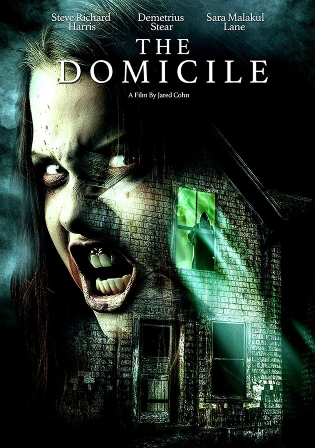 domicile poster 1 1024x1456 - The Past Will Haunt You in The Domicile