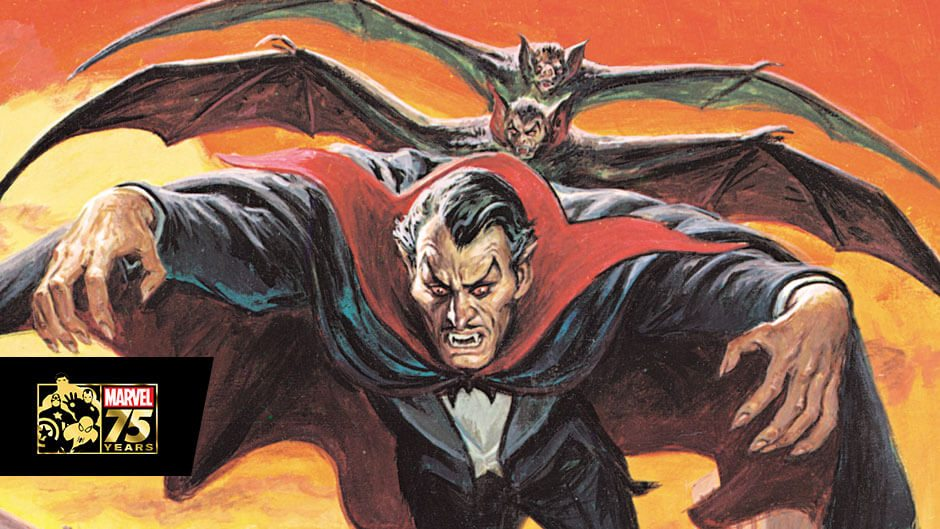 dracula marvel 1 - Marvel Unearthing The Tomb of Dracula