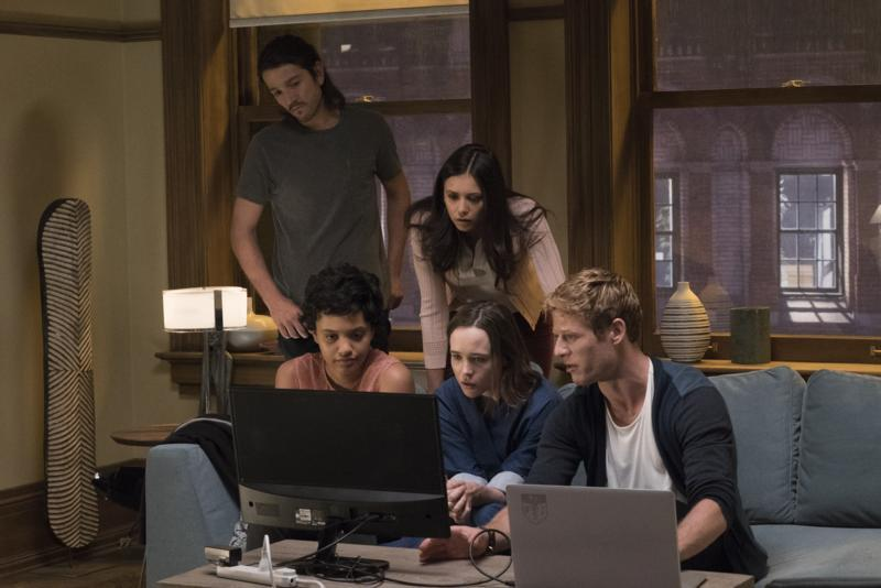 flatliners 4 - New International Trailer for Flatliners Brings Something Back From the Dead