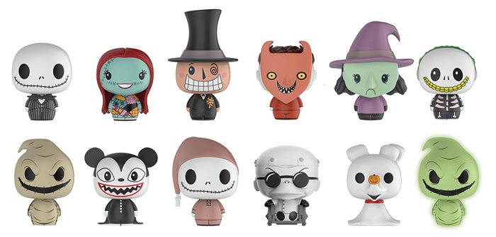 Funko Announces The Nightmare Before Christmas Pint Size Heroes ...