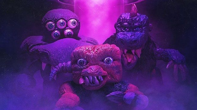 ghastliesbanner - Ghasties Pays Homage to the Creature Features of the 80's