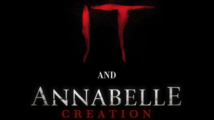itannabellesdcc2017banner 750x422 - #SDCC17 Update: New Line Cinemas Hosting ScareDiego Event With New IT Footage and Annabelle: Creation Screening