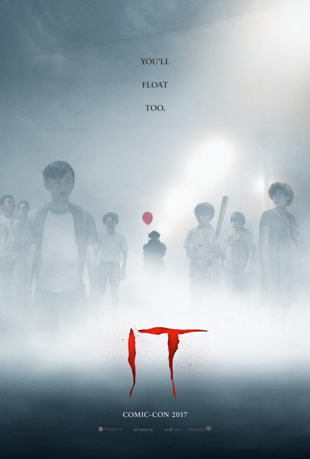 itcomicconposter 1024x1517 - Exclusive: We Visited the Set of IT and Here's What We Saw!