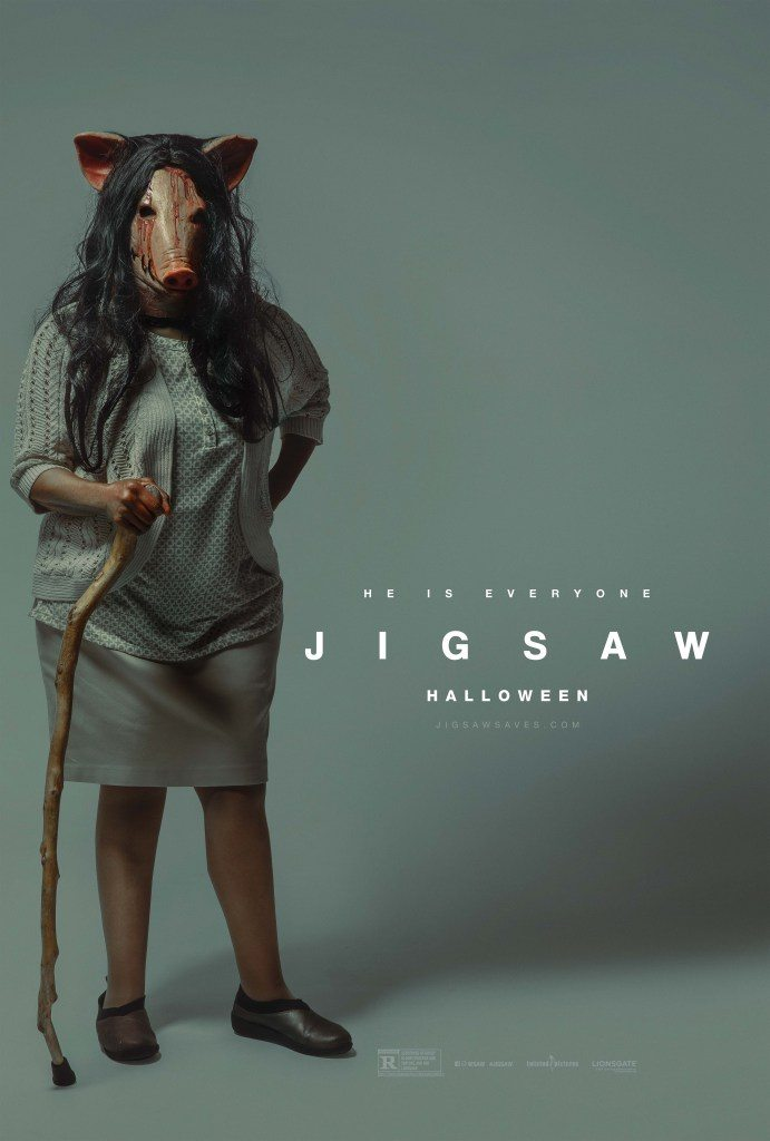 jigsaw Disciples Poster 2 rgb - Here are Six Minimalistic Character Posters For Jigsaw