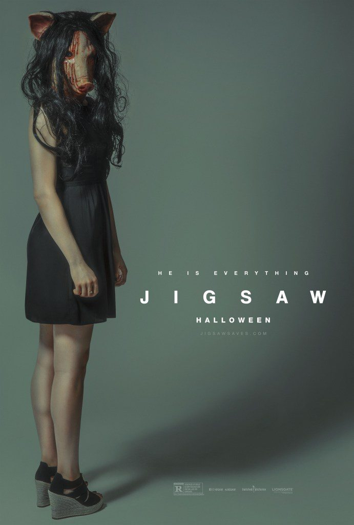 jigsaw Disciples Poster 4 rgb - Here are Six Minimalistic Character Posters For Jigsaw