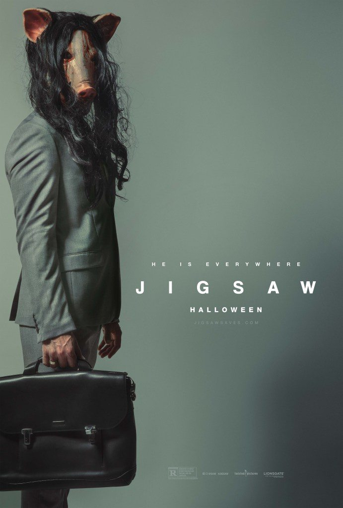 jigsaw Disciples Poster 6 rgb - Here are Six Minimalistic Character Posters For Jigsaw