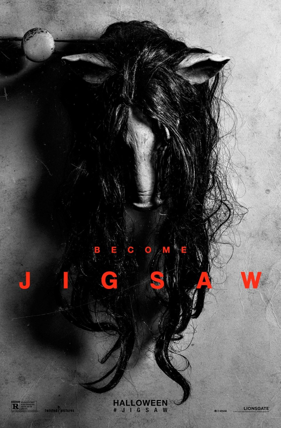 jigsaw poster - Here are Six Minimalistic Character Posters For Jigsaw