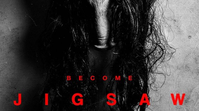 jigsawposterbanner - Jigsaw Poster Released and Issues a Haunting Order