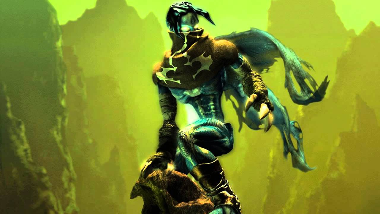 Return To The Realm Of Nosgoth With This Legacy Of Kain