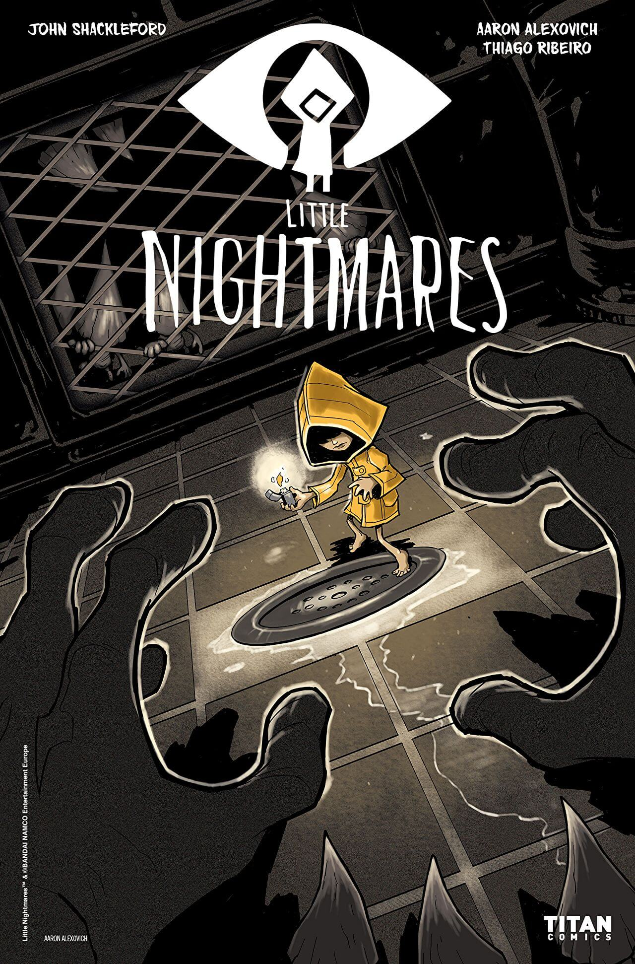Little Nightmares Continues To Terrify Us in Comic Form ...