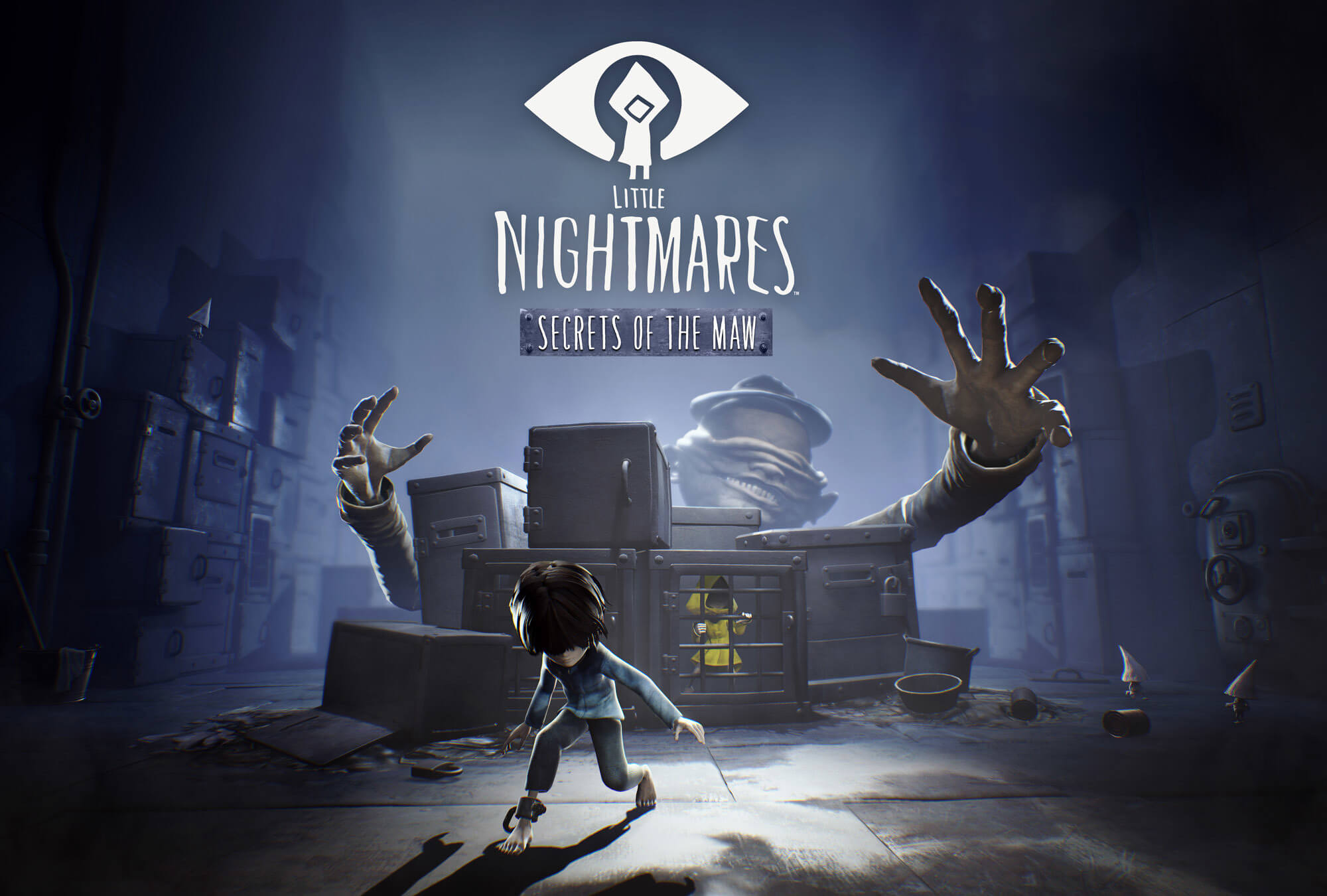 little nightmares dlc 1 - Little Nightmares DLC Goes to The Depths