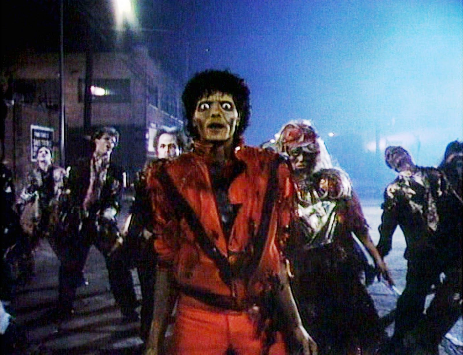 michael jackson thriller - Thriller 3D to Play at 74th Venice Film Festival