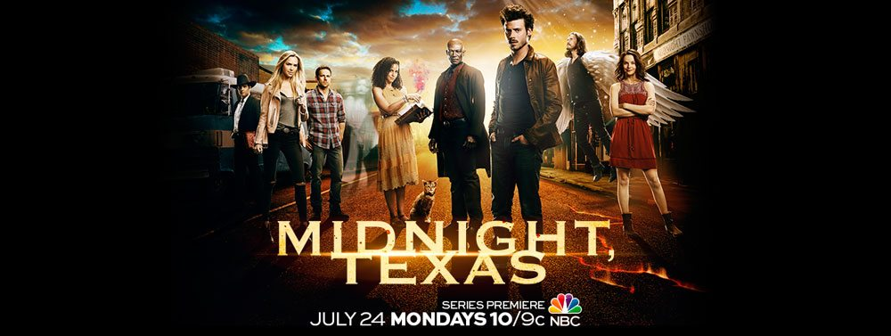 midnight texas newbanner - More Sneak Peeks and Promos Arrive for Midnight, Texas