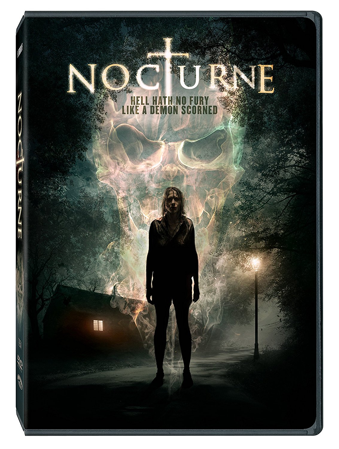 nocturnedvdcover - Indie Thriller Nocturne Gets Imminent Home Video Release Date